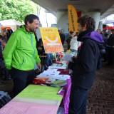 1. Mai in Freiburg