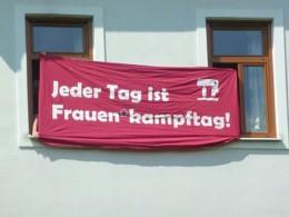 Jeden Tag _Frauenkampftag