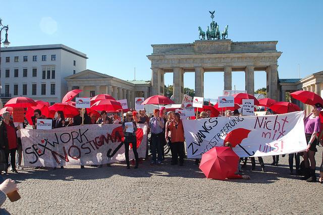 Foto: h3xtacy, Lizenz: Creative Commons Der Widerstand gegen die Kriminalisierung von Sexarbeiter_innen wird weitergehen.